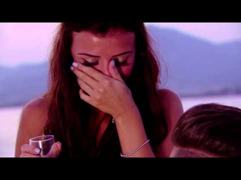 Mario Proposes to Lucy - The Only Way Is Essex