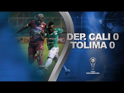 Deportivo Cali Deportes Tolima Goals And Highlights
