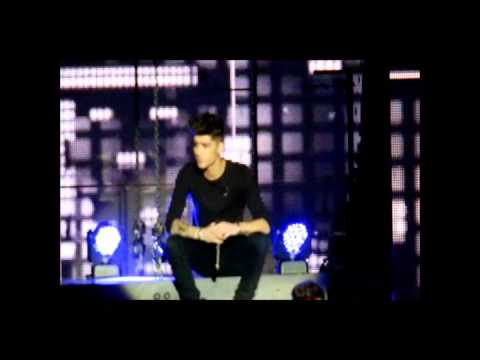 "one direction TMH tour in Dublin ""Full concert"""
