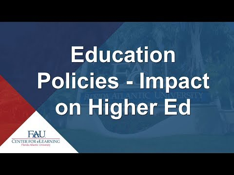 12-11-2017 Education Policies - Professional Development Interactive Webinar