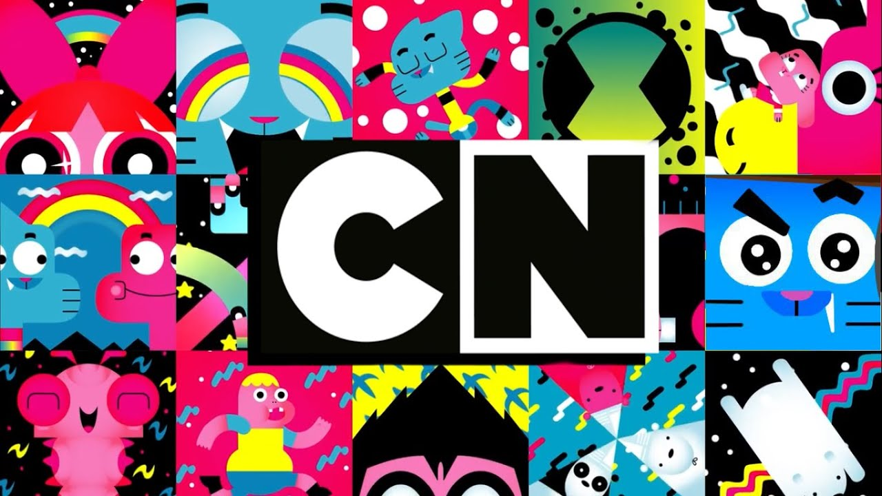 Cartoon Network Check it 4.0 Summer 2015 Key Art AE ...