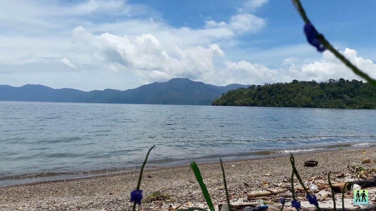 Tempat Wisata Danau Ranau di Kabupaten Oku Selatan - Sumatera Selatan
