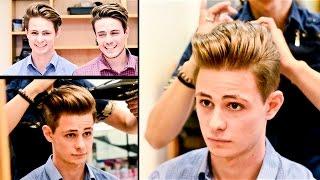 David Beckham Haircut & Style | Men
