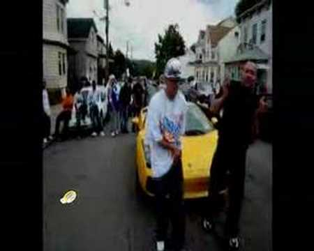CarLito Rossi - Life Of Crimez -  Behind the scenes - Dj Vlad Co-signs (Video)