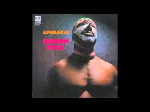 Demon Fuzz   Afreaka! 1970