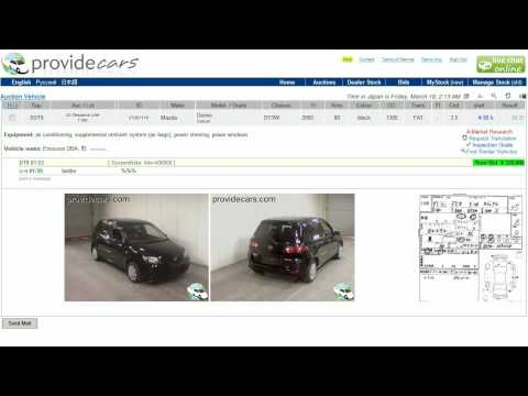 Japanese Car Auction System: Managing Bids and Making A Bid Group In Provide Cars Online
