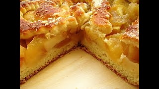 Пирог Яблочный кух