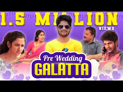 Pre Wedding Galatta Video  ft Smile Settai Anbu   Arihant Clothing