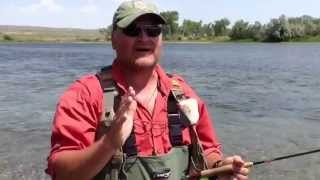 Fly Fishing 101: Casting Into The Wind