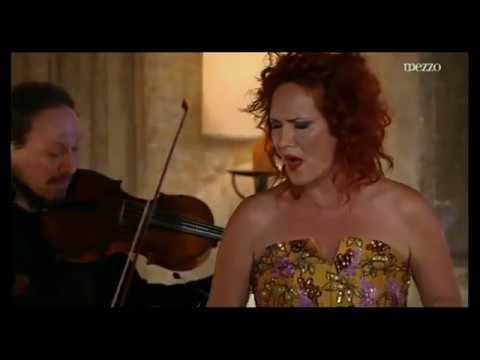 Anges et Demons  Concert at the Villa Medici   Simone Kermes