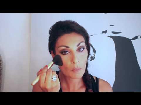 Tuto Smookey Et Coiffure Retro Youtube
