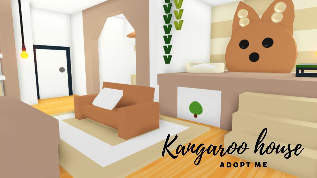 Kangaroo House Tiny Home Adopt Me Speed Build Youtube In 2020 Adoption Tiny Home Cost Aesthetic Bedroom