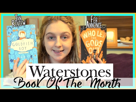 'The Goldfish Boy' Book Review | Waterstones January 2017 Childrens Book Of The Month!