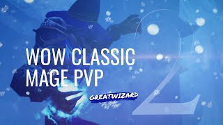 GREATWIZARD 2 🔥 WoW Classic Mage PvP