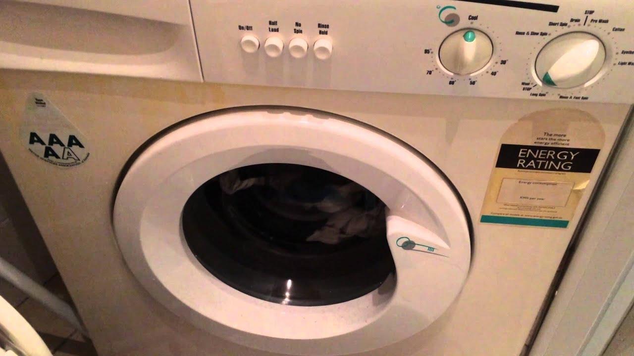 guitar and washing machine