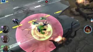 Ad Gaming: Marvel Mighty Heroes( FT. AMAZINGFARIS1)