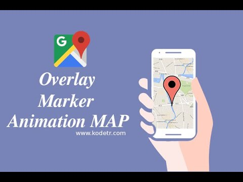 Overlay Android Google Maps