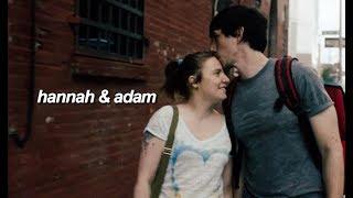 hannah + adam || GIRLS