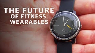 What is the future of fitness wearables?
