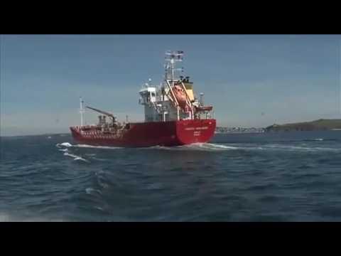 Working as Maritime Pilot   Documentary