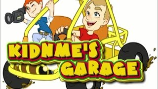 KidNme's Garage Show EP5 - Gokart-Scooter Rollers, Sliders and More!