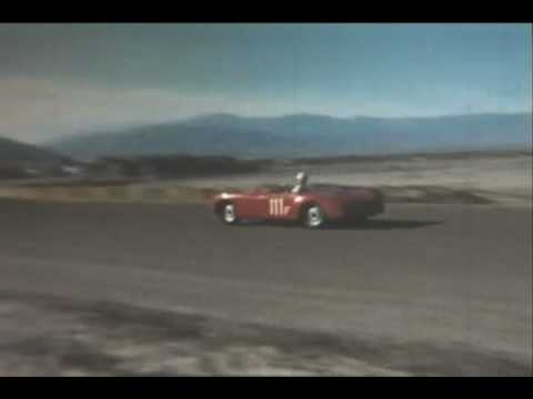 Palm Springs Road Races - March 1955