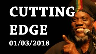 MUTABARUKA CUTTING EDGE 01/03/2018
