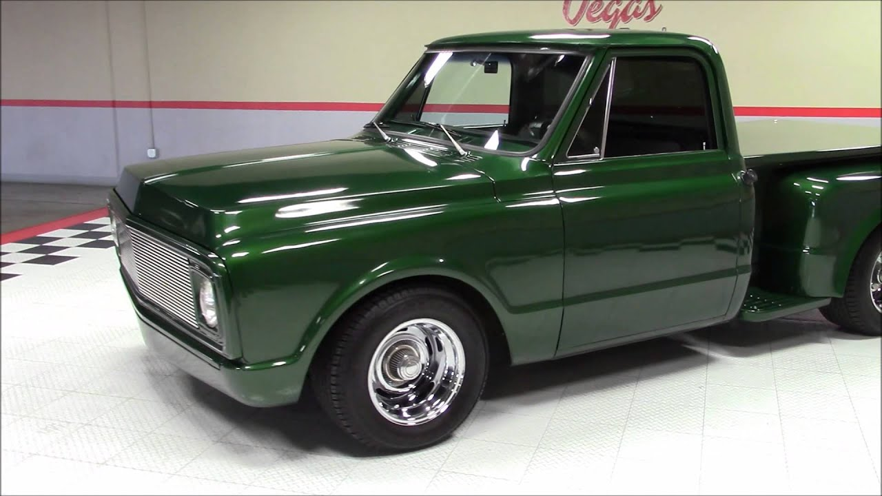 1972 chevy pickup c10 green youtube 1972 chevy pickup c10 green publicscrutiny Gallery