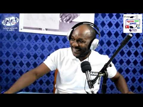 SPORTFM TV - PLATEAU FOOT EUROPE DU 12 OCTOBRE 2018 PRESENTE PAR ANGELO FOLLYKOE