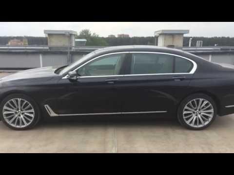 BMW 740Ld xDrive G12  YouTube