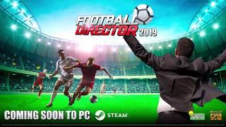 Football Director 2019 - Coming soon