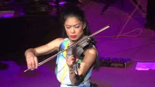Vanessa Mae final encore, Herodion, Athens, OCT 5th 2017