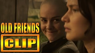 "Mockingjay Part 2 ""Old Friend"" Clip - The Hunger Games"