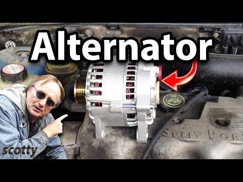 How To Replace an Alternator