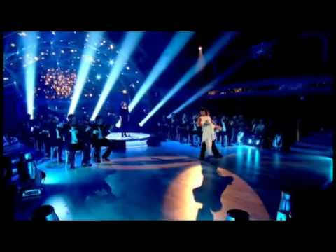 Susan Boyle singing Unchained Melody live On Strictly Come Dancing