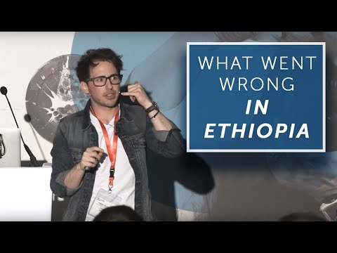 What Went WRONG In ETHIOPIA [The Photography Show 2018]