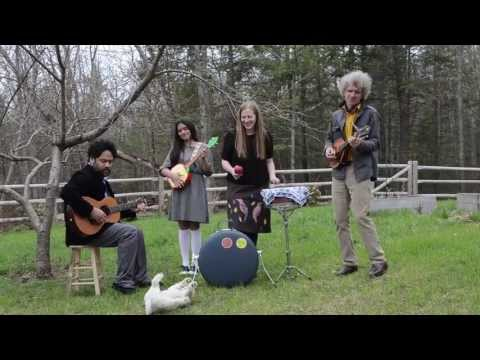 Dan Zanes & Elizabeth Mitchell with You Are My Flower- Sail Away Ladies