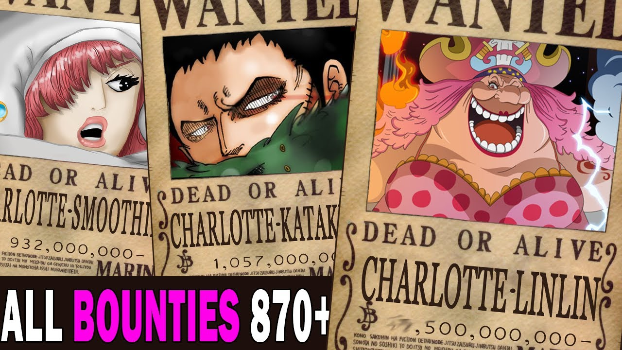 all bounties updated to