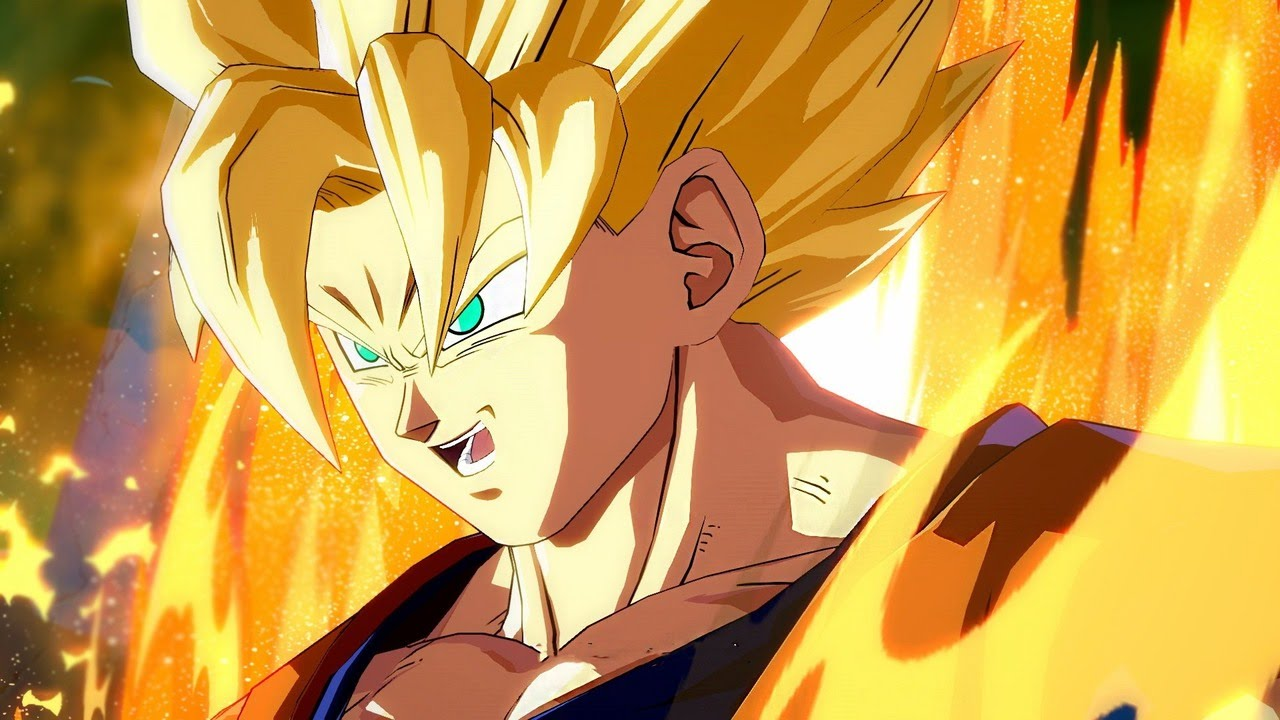 12 Minutes of Dragonball FighterZ Gameplay – E3 2017