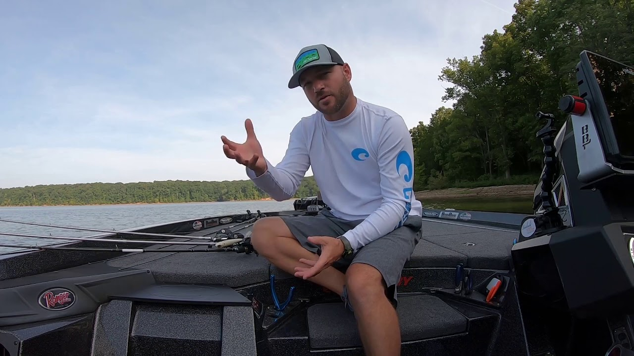 Kentucky Lake Fishing Report | August 22, 2019