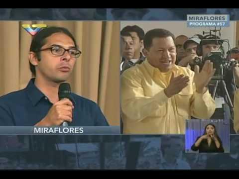 Ministro Freddy Ñáñez anuncia apoyo de cultores a Venezuela tras amenaza de Almagro