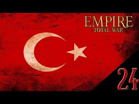 Empire: Total War за Османскую империю #24 - Алжирский разгром