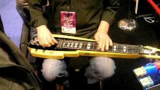 duesenberg multi bender demo 2010 namm with ramona music