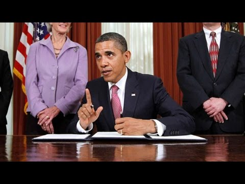 "Obama Order ""Ends Corporate Immunity"" For Federal Contractors"