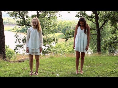 Shenandoah (a cappella arrangement) | Anna and Solie
