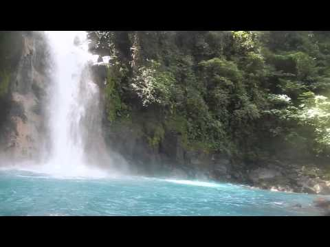Travel. Rio Celeste. Costa Rica (Financial Freedom)