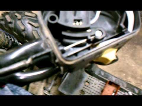 2006 Sportsman 500 EFI idling problem (unresolved) - YouTube