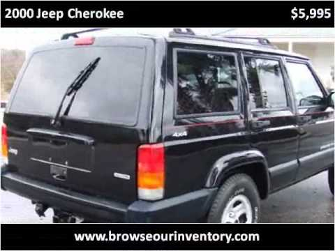 2000 Jeep Cherokee available from Bradley Creek Im...