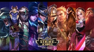 All Heroes in Strike Of Kings