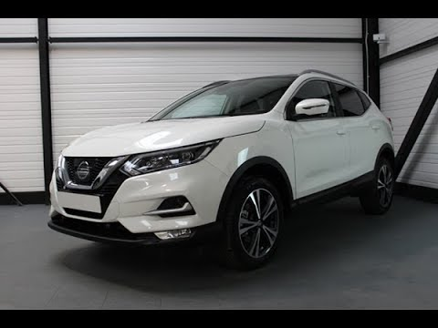 nissan qashqai 2017 n connecta restyl int rieur et ext rieur en d tails youtube. Black Bedroom Furniture Sets. Home Design Ideas
